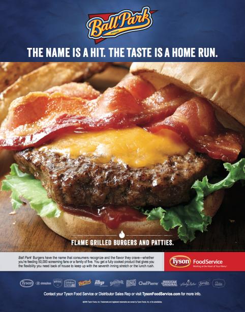 BallPark Burgers_Ad